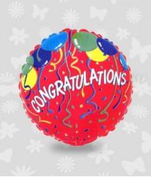 Congratulation Balloon
