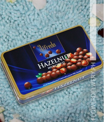 Alfredo Hazelnut Milk Chocolate