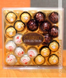 20 Pieces Ferrero Rocher Collection Assorted Chocolate