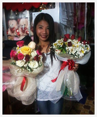 flower delivery in makati